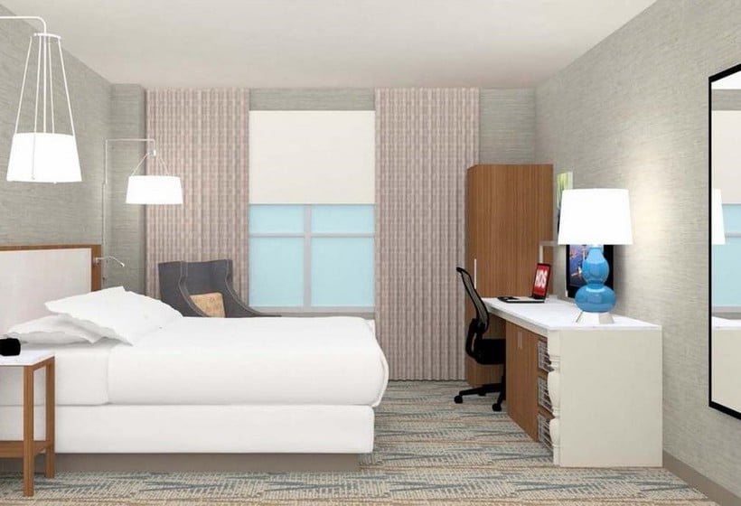 Hotel Hilton Garden Inn New York Times Square South En Nueva York Destinia