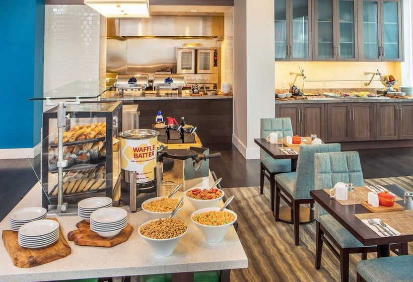 Hotel hilton garden inn nyc financial center manhattan - Hilton garden inn breakfast menu ...
